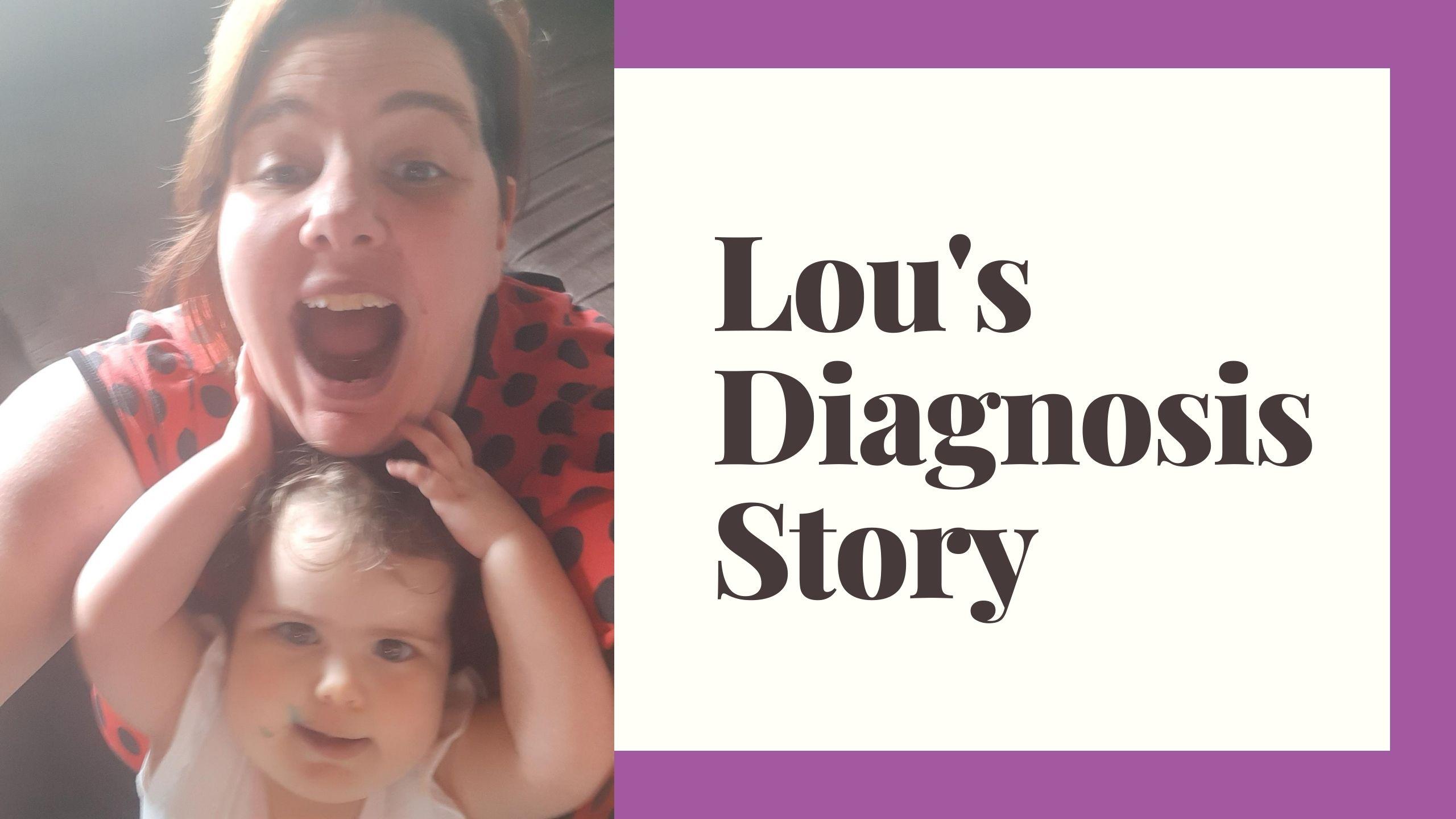Lou's Lichen Scleorsus Diagnosis Story