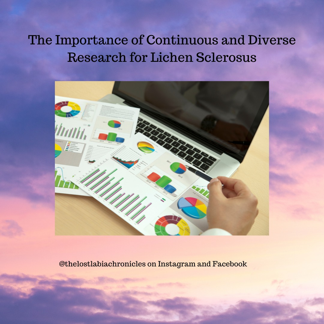 The Importance of Continous & Diverse Research for Lichen Sclerosus
